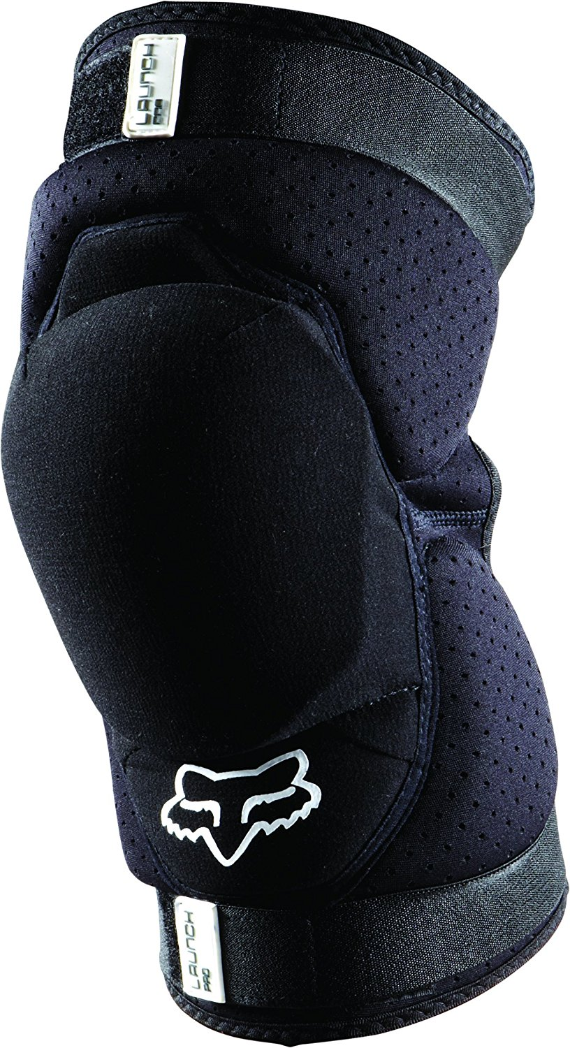 Fox Racing Launch Pro MTB Knee Guard.