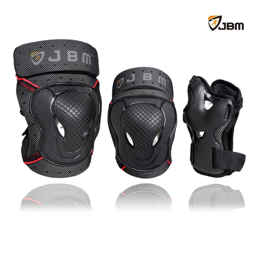 JBM BMX Bike Knee Pads