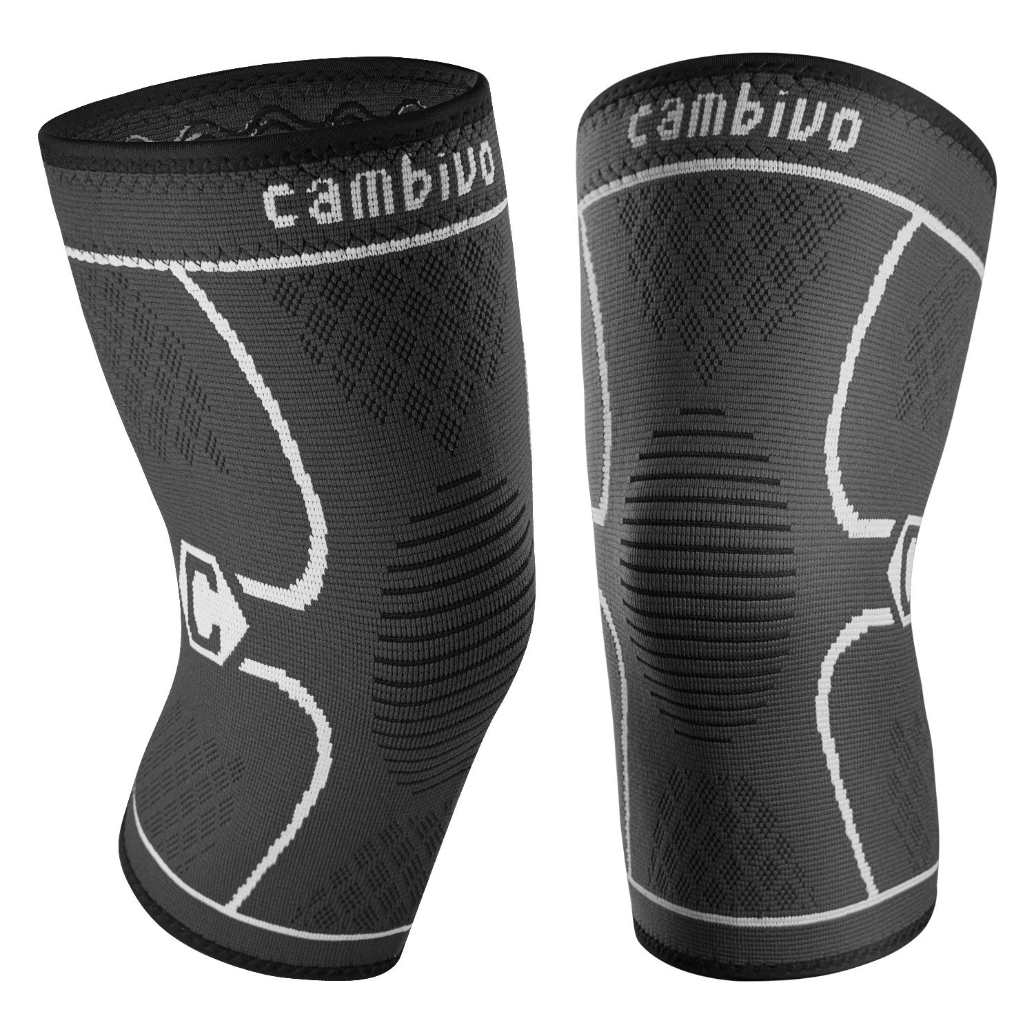 Cambivo_Knee_Compression_Sleeve