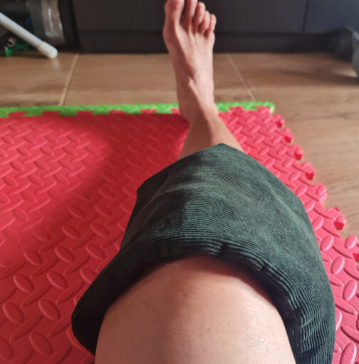 Is a heating pad good for knee arthritis