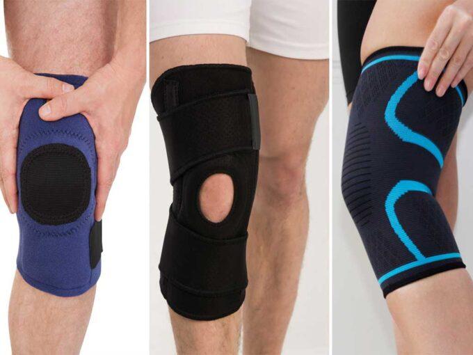 Knee Pads Or Knee Braces Or Knee Sleeves Which One To Choose