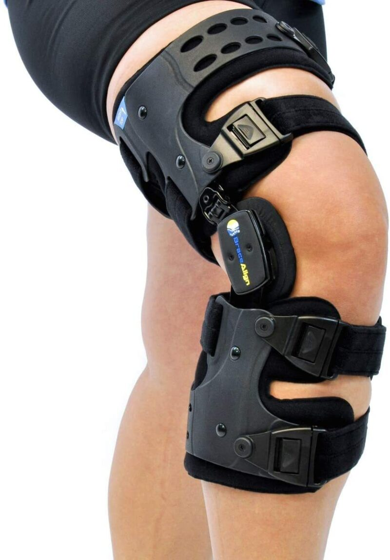 Brace Align Osteoarthritis Unloader Adjustable Knee Brace