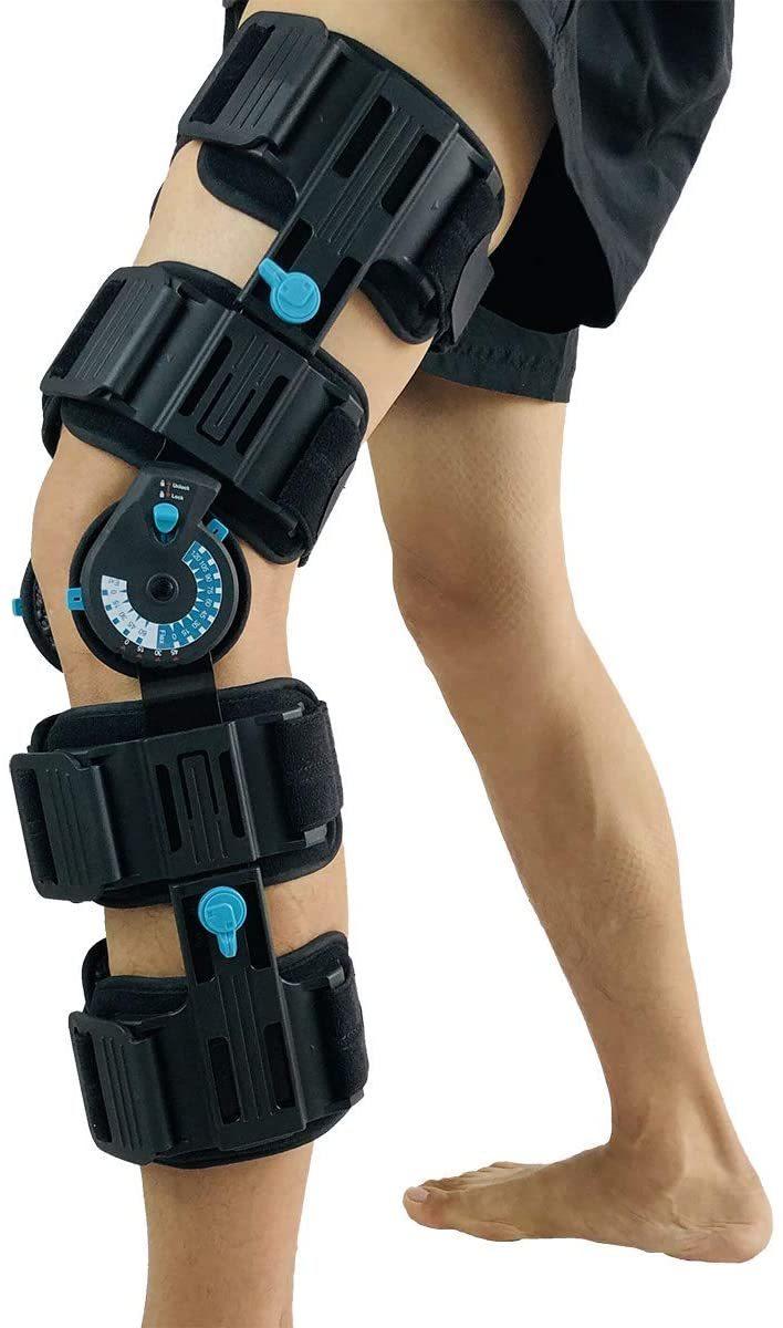 Orthomen Hinged Post Operative Knee Brace